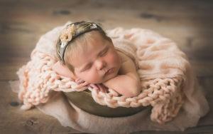 Bethesda, Newborn, Photographer, Sleeping, Baby