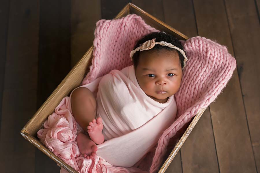 Sweet Baby E | Bethesda Newborn Photographer