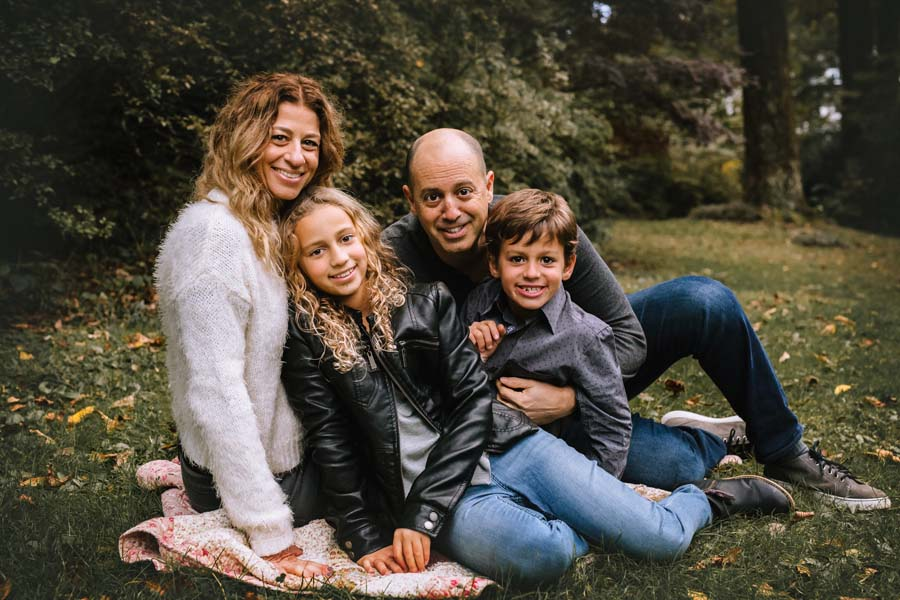 Fall Family Session | The W Family
