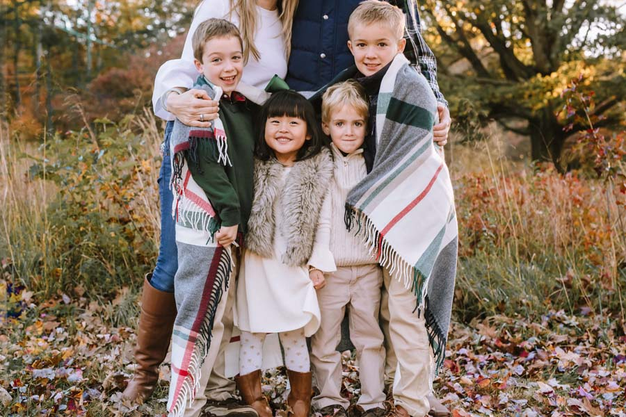 The Lamonts | Fall Family Session 2018