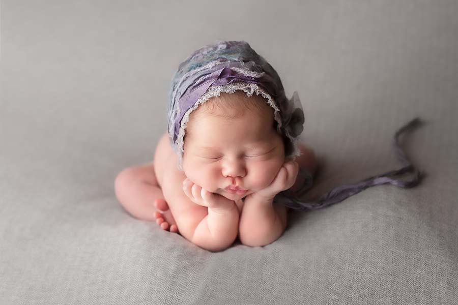 Bethesda Newborn Session | Baby Piper